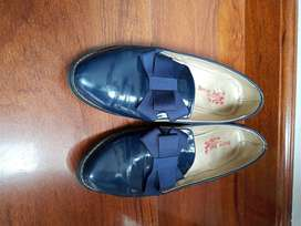 zapatos de charol de segunda mano