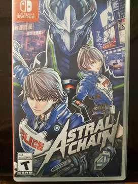 Vendo Astral Chain Switch