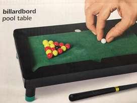 Mini bowling y mini pool