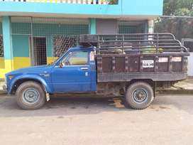 vendo camioneta toyota