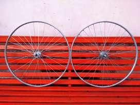 Liquido a último precio ruedas de tubo para pista