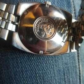 Bendo reloj marca omega seamaster