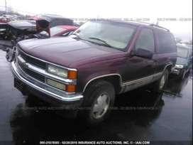 Chevrolet Tahoe 1996 TURBO POWER