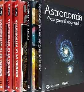 ASTRONOMÍA, ASTRONAUTICA, ESTRELLAS y PLANETAS