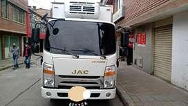 Vendo furgón Jac jhr con Thermo de congelación, precio negociable