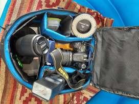 Nikon D7100 Kit 18-105 Vr y Accesorios
