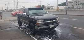 De oportunidad vendo hermosa camioneta Chevrolet Silverado año 2001