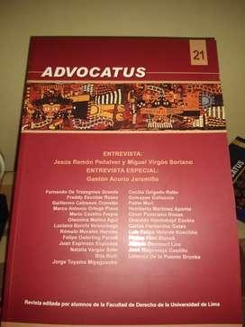 ADVOCATUS TOMO 21 Derecho Societario