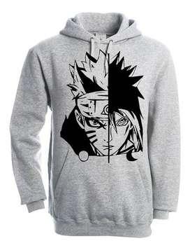 Buzo Naruto Para Hombre -  Saco Buso