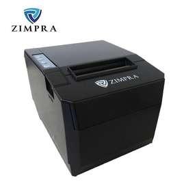 Se Vende Impresora Térmica Marca Zimpra Z-88AU + Lector Código De Barras Zimpra