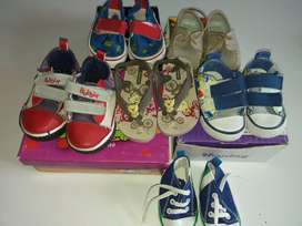 Vendo calzado de bebe