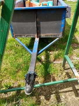 Muy reforzado una garantía con rueda de auxilio