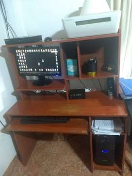 mueble para la computador