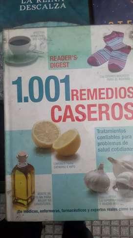 1001 REMEDIOS CASEROS (usado)