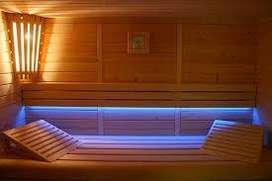mantenimiento, fabricación y venta de baños turcos y saunas