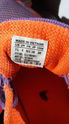 Vendo zapatillas adidas originales usadas dama num 38