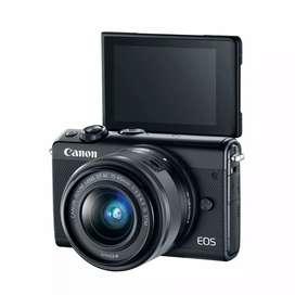 Camara Canon EOS M100 24Mp