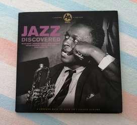 Recopilación LP Jazz mejores artistas 3 LP 6 artistas