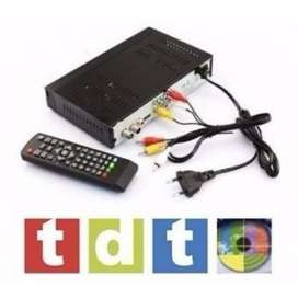 Kit Decodificador Tdt Hd