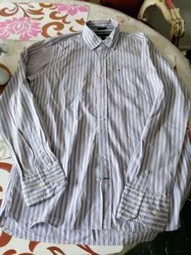 Camisa tomi hilfinguer original talla l