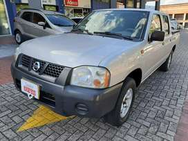 Nissan Frontier D22/Np300 2015
