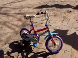 Bicicleta para niña rodado 16
