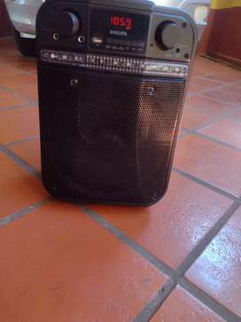 Parlante Philips NX20