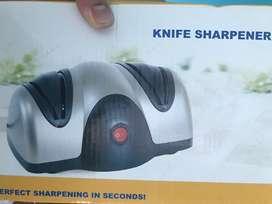 Afilador de cuchillos eléctrico (no enciende)