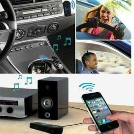 Receptor Aux 3.5mm Audio Bluetooth Estereo Musica Adaptador