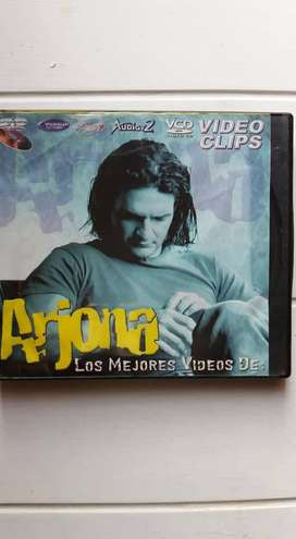 DVD ARJONA LOS MEJORES VIDEOS
