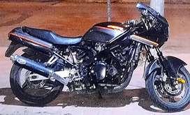 VENDO MOTO HONDA HURRICANE CBR 750