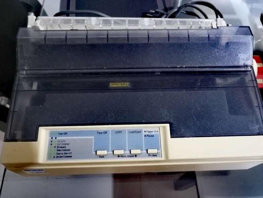 Se vende Impresora Matriz de Punto 0