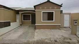 Casa de venta, con terreno de 209 m2, Urbanización la Joya