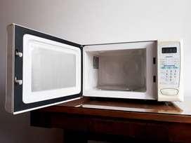 Horno microondas Daewoo Modelo KOR 631h