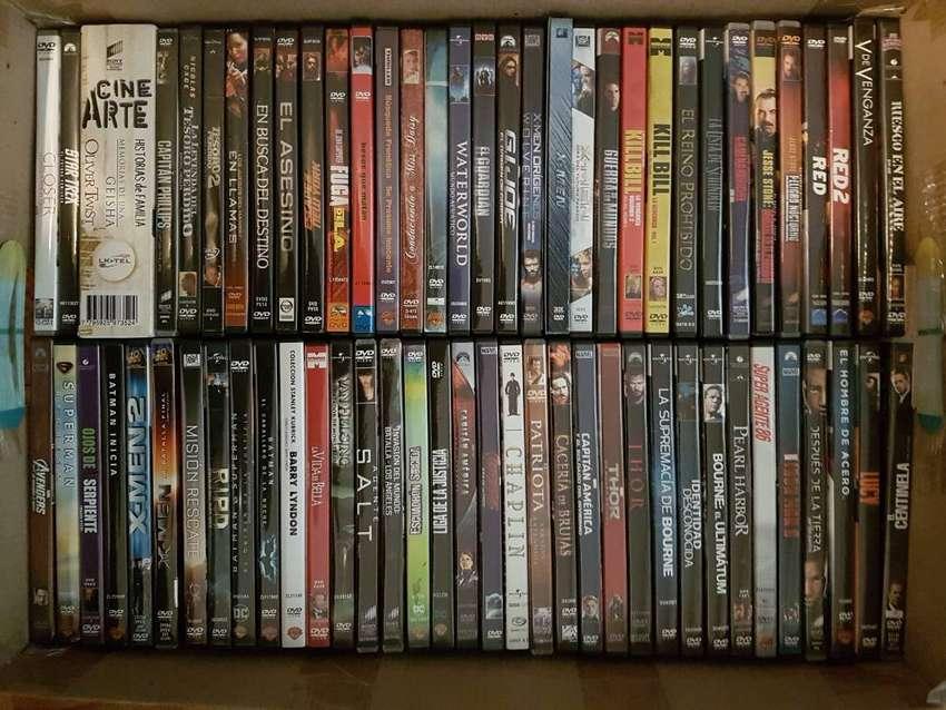 DVD's originales (una pasada) 0