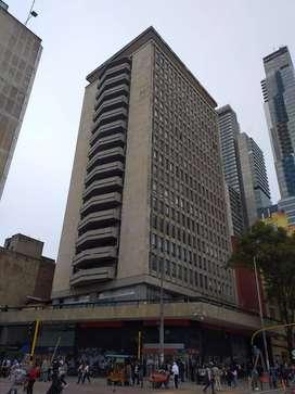 Gran gran oportunidad. En privilegiado edificio centro de Bogotá avenida calle 19 número 6-68 edificio Angel.