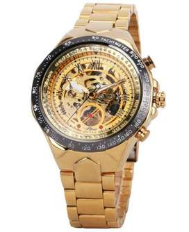 Reloj Esqueleticos Winner Reloj Automatico