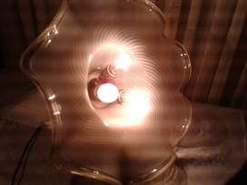 IMPONENTE LAMPARA DE TECHO