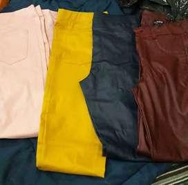 Ultimo pantalon engomado