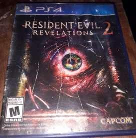 Resident evil 2/revelations
