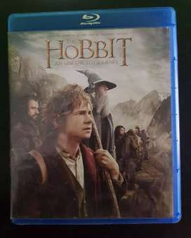 Blu Ray El Hobbit Original