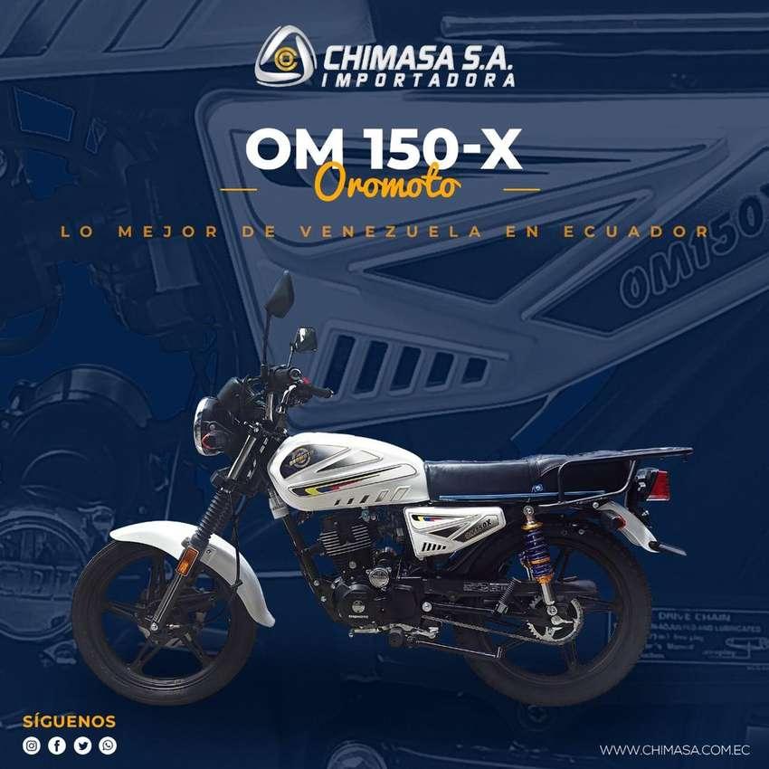 OROMOTO OM150-X tipo bera // Johan