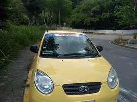 Taxi con aire en muy buenas condiciones