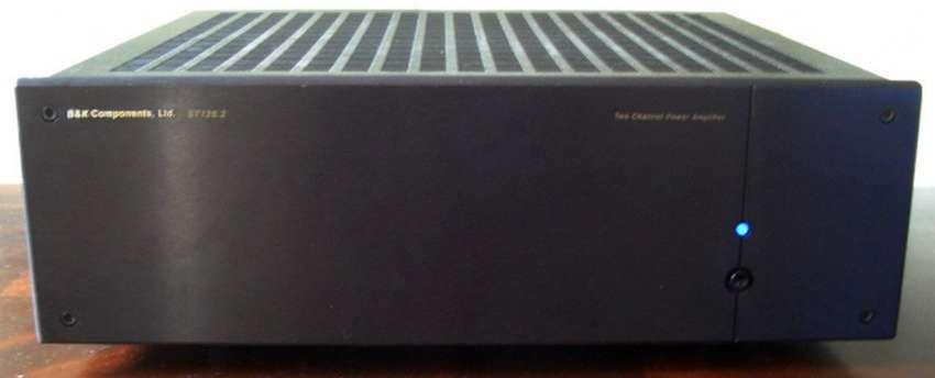 Amplificador Potencia B&k Components,ltd St125.2 En Martinez 0
