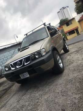 Nissan terrano 4x4 turbo diesel intercooler vendo cambio recibo