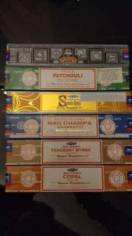 Sahumerios Sathya originales de la India