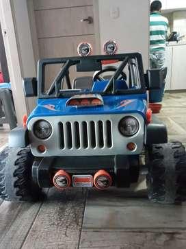 Venta de carro eléctrico Jeep de juguete