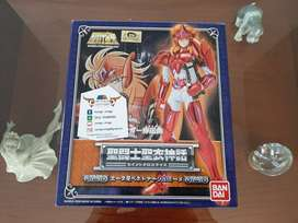 SAINT SEIYA MYTH CLOTH MIME BENETASCH ETA ASGARD VERSION JAPONESA BANDAI ORIGINAL