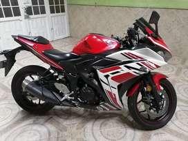Vendo yamaha R3 320cc
