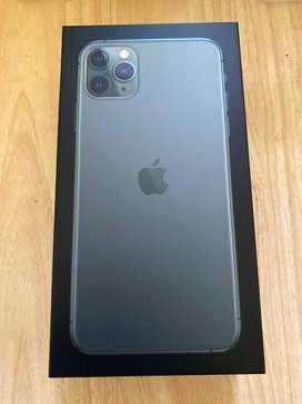 IPHONE 12 PRO MAX 256GB Nuevo Sellado!